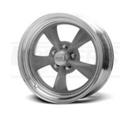Camaro Grey Fuel Wheel, 15x8, 5x4 1/2 Pattern, 1967-1981