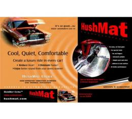 Hushmat Ultra Insulation, Firewall, 1982-1992