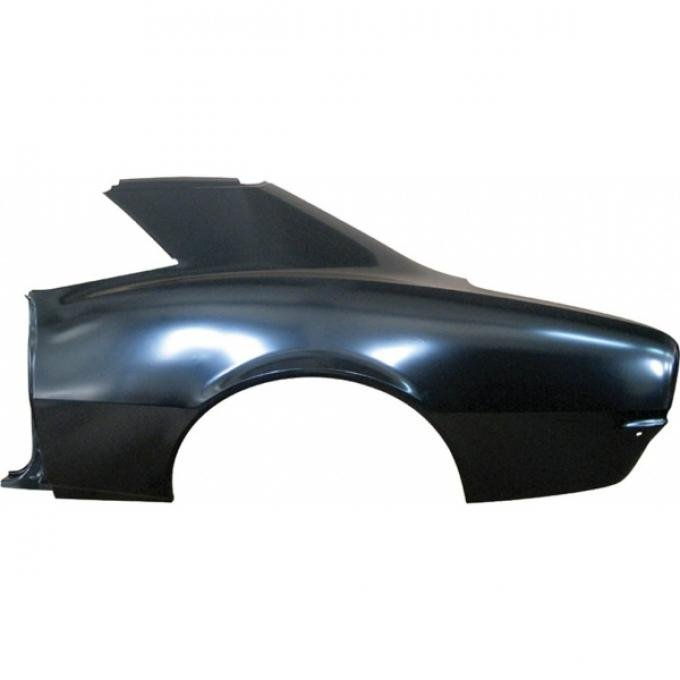Auto Metal Direct, Complete Quarter Panel, Left, Show Quality| 700-3567-L Camaro Coupe Only 1967