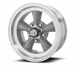American Racing Torq-Thrust D Gray Wheel, 15X10
