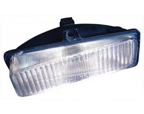 Camaro Fog Light, Left, With Mounting Bracket, 1993-1997