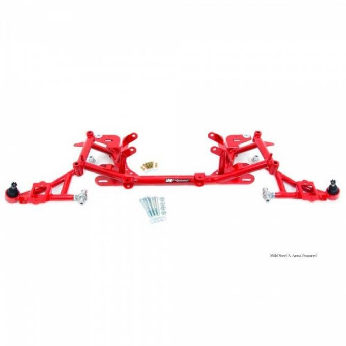UMI Front Suspension Package, Stage 1 With Chrome Moly Control Arms, LT1, 1993-1997