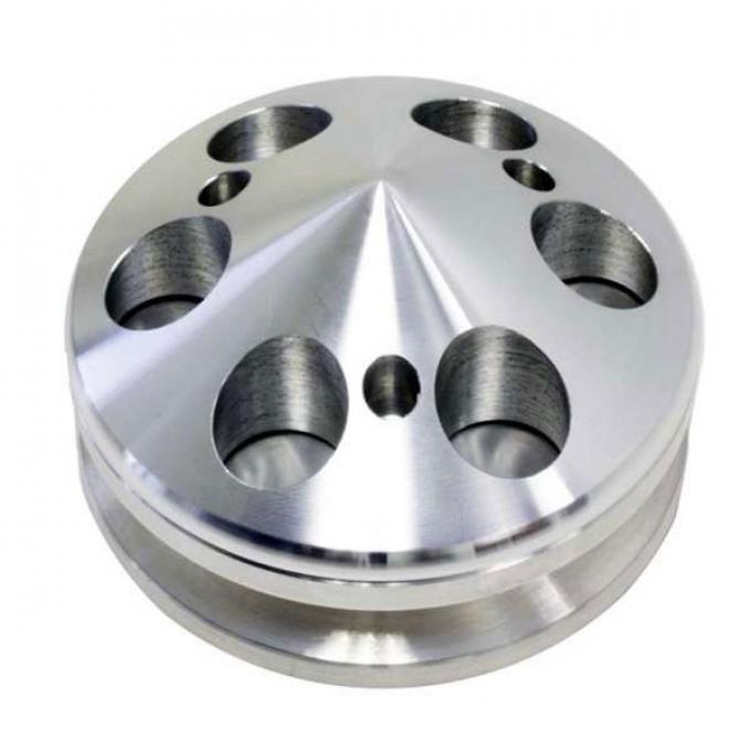 Aluminum Alternator Pulley, 1 Groove