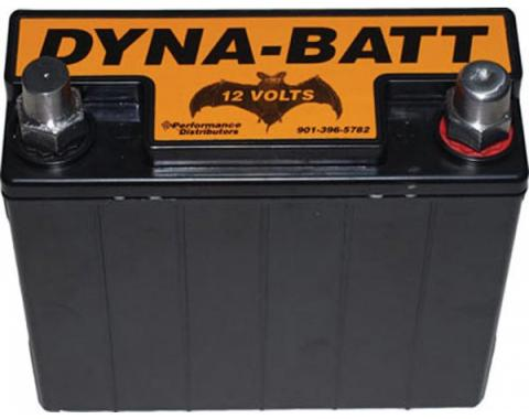 Firebird Dyna-Batt Battery 1967-2002