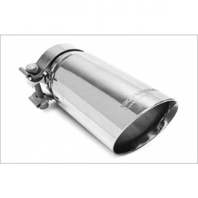 Camaro Magnaflow 35210 Exhaust Tip, Inside Diameter 2.5in, Outside Diameter 3.5in, Stainless Steel, 2010-2014