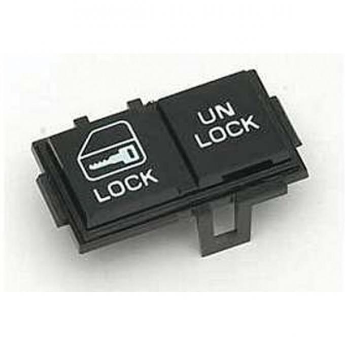 Camaro | Firebird Door Lock Switch, Left, 1982-1992