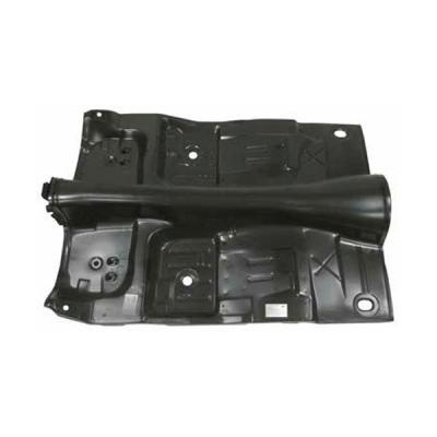 Camaro Full Floor Pan With Brace & No Torque Box For Automatic Transmission, 1970-1974
