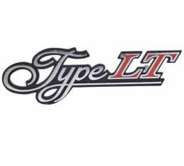 Type LT Grille Emblem, 1978