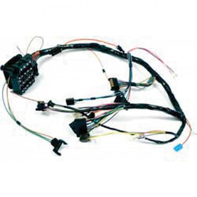 Firebird Classic Update Wiring Harness, With Warning Lights, 1975 (Early)