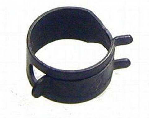 Firebird PCV Hose Pinch Clamp, Black, 1967-1980