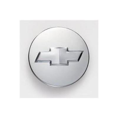 Camaro Center Cap, Bowtie Logo, Satin, 2010-2014