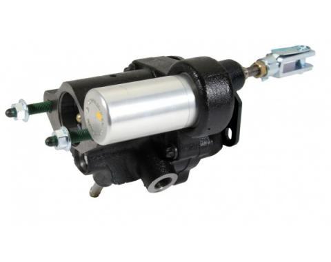 Camaro Hydra Stop™ Hydraulic Assist System, Bare Unit, Steel Bracket 1967-1969