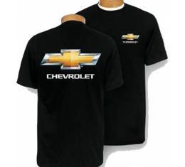 Chevy Bowtie T-Shirt, Black