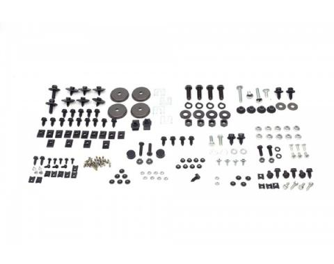Firebird Master Body Assembly Hardware Kit, 1968