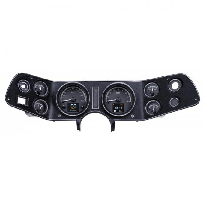 Chevy Camaro Analog Dash Gauges, Dakota Digital (HDX), 1970-1981