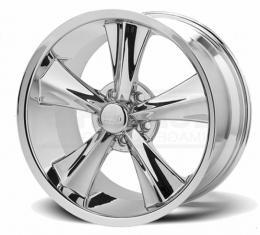 Camaro Chrome Modern Muscle Wheel, 18x9, 5x4 3/4 Pattern, 1993-2002