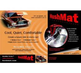 Camaro Hushmat Ultra Insulation, Firewall, 1970-1981