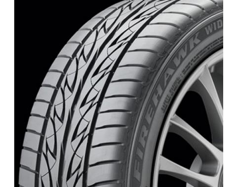 Camaro Firestone Firehawk Tire Wide Oval Indy 500 245/45R20, 2010-2015