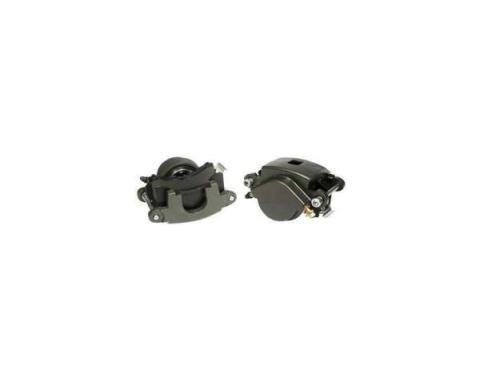 Firebird Front Brake Caliper, Loaded, Left 1982-1987
