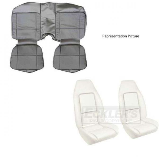 Distinctive Industries 1974-76 Camaro Standard Coupe Front & Rear Upholstery Set 072827