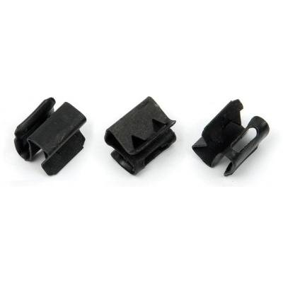 Camaro Trunk Light Wiring Harness Support Clip Set, 1967-1969