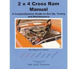 2 x 4 Cross Ram Manual