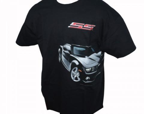 Camaro T-Shirt, 2010 SS, Black