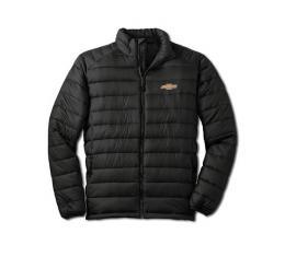 Chevy Jacket, Men's, Heavy Duty, Black