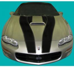 Camaro SS Stripe Kit, 30th Anniversary, Coupe, 1997