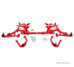 UMI Suspension, Stage 2, Cromoly A-Arms LS1, 98-02