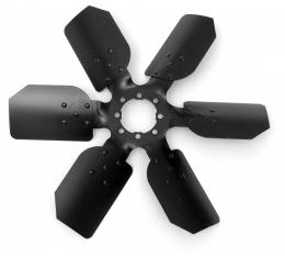 """17"""" Steel Fan, 6-Blade, Clutch Type"""