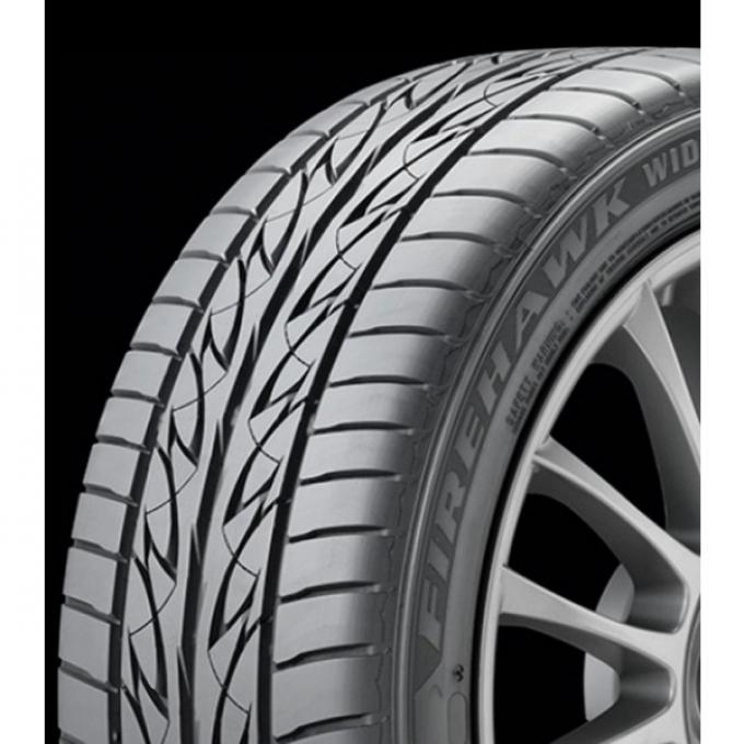 Camaro Firestone Firehawk Tire Wide Oval Indy 500 245/45R20, 2010-2015