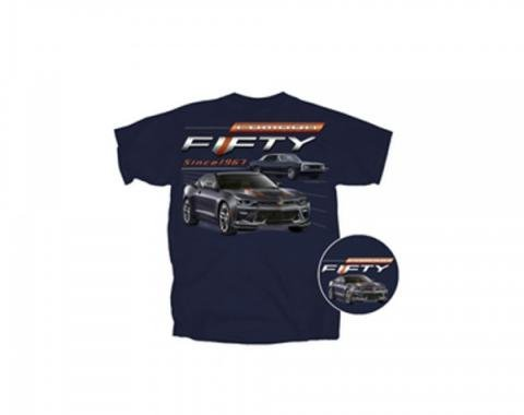 Camaro Then & Now T-Shirt