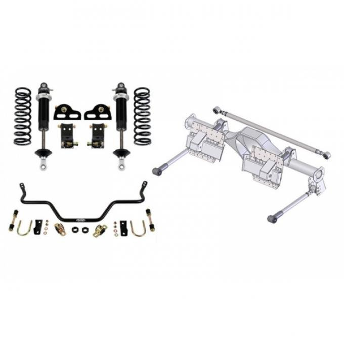 Camaro Speed Kit 3, Rear, 1982-1992