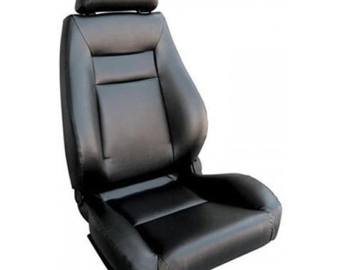 Camaro Bucket Seat, Elite Recliner, Left