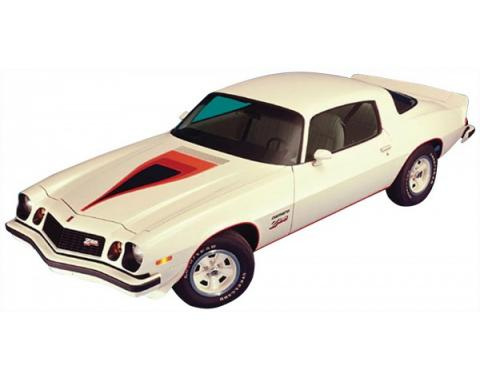 Camaro Stripe Kit, Z28, 1977