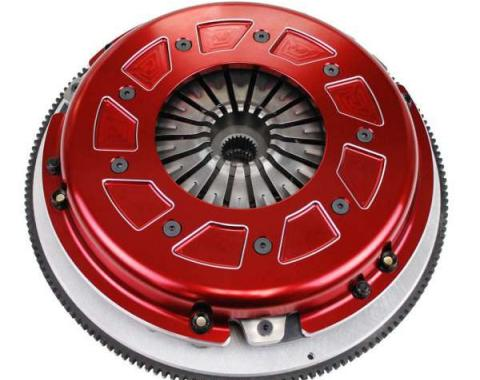 Ram Clutches, Ram Pro Street Dual Disc Clutch System, Metallic 1200HP| 60-2112N Corvette 2014-2015