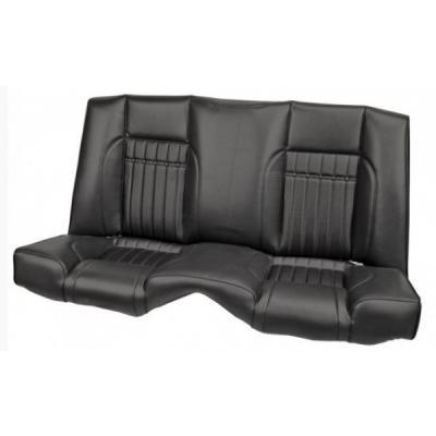 TMI Sport X Seat Rear Upholstery & Foam Kit | Camaro 1969