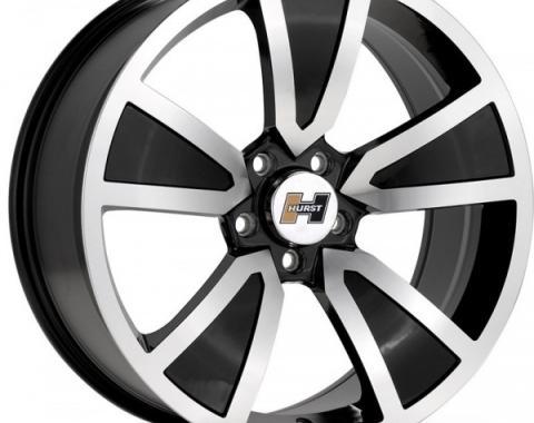 Camaro Hurst Shaker Wheel Rim, Machined With Black Accent, 20x8.5, 2010-2015