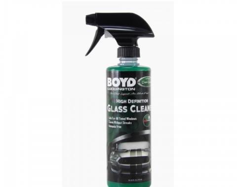 Boyd Coddington High-Definition Glass Cleaner, 16 Ounces
