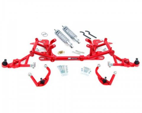UMI Front Suspension Package, Stage 5 With Chrome Moly A-Arms, LT1, 1993-1997