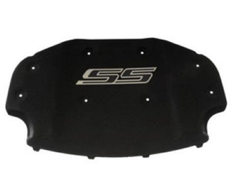 Camaro Underhood Liner, Black, With SS Logo, 2012-2015