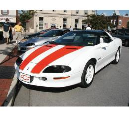 Camaro Stripe Kit, For Convertibles/T-Tops, Without Super Sport Option, 1994-1997