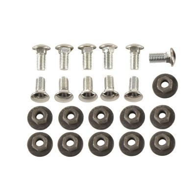 Camaro Bumper Mounting Bolts And Nuts, 1970-1972
