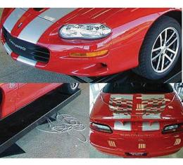 Camaro Stripe Kit, For Convertible SS 35th Anniversary Option, 1998-2002