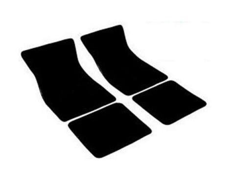 Auto Custom Carpets, Carpet Floor Mat Set, 80 / 20 Loop, Plain, Non Embroidered| 10293 Camaro 1967-1969