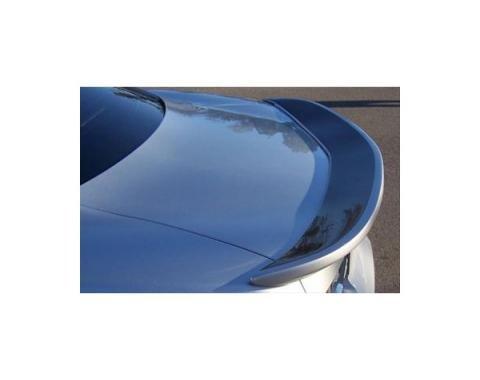Camaro Trunk Spoiler With Carbon Fiber Top, 2010-2013