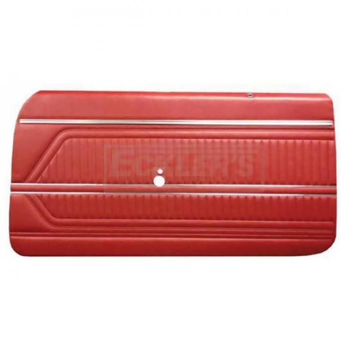 Distinctive Industries 1967 Firebird Standard Front Door Panels, Preassembled 074328P