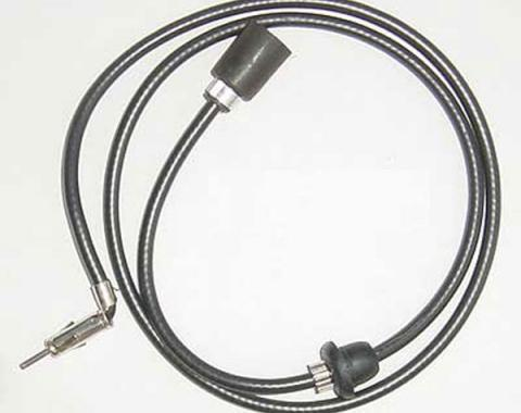 Firebird Front Antenna Wire Harness, 1967-1968