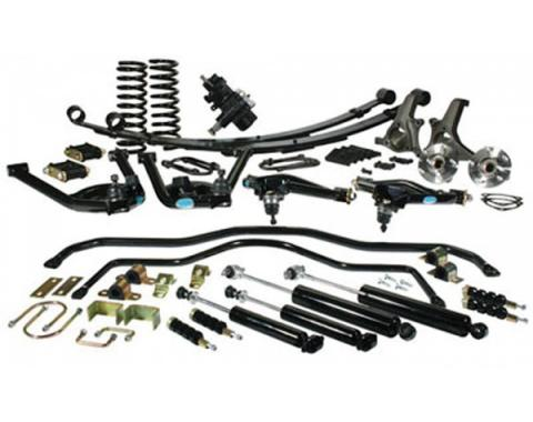Camaro Suspension Kit, Complete Performance Package, 1970-1978